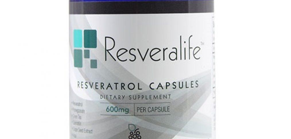 Resveralife Resveratrol Capsules