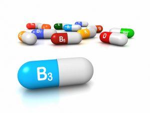 Vitamin B3 capsule