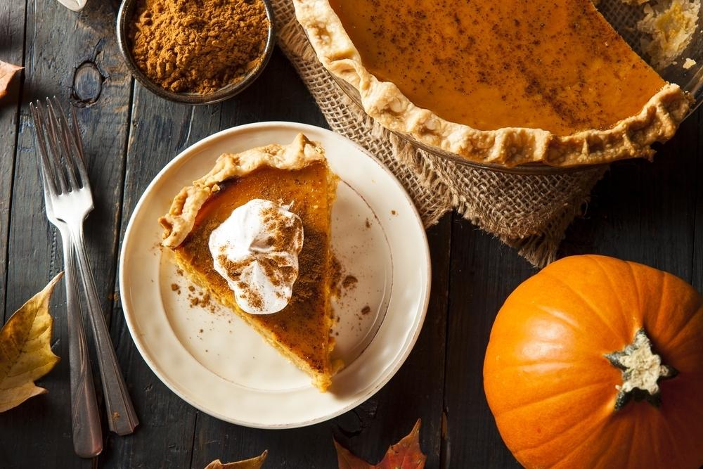 Pumpkin pie.
