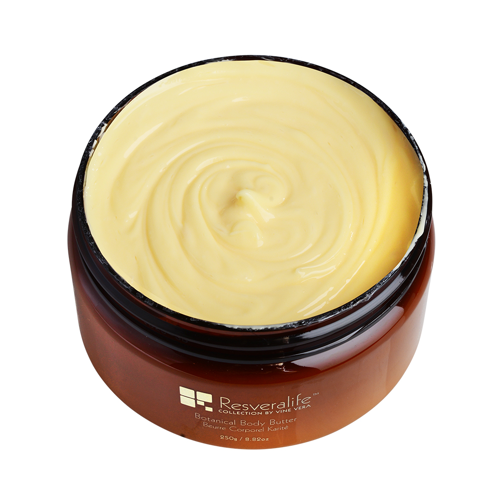 Resveralife Botanical Body Butter