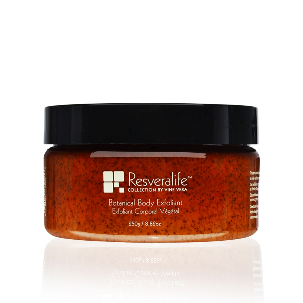 Resveralife Botanical Body Exfoliant