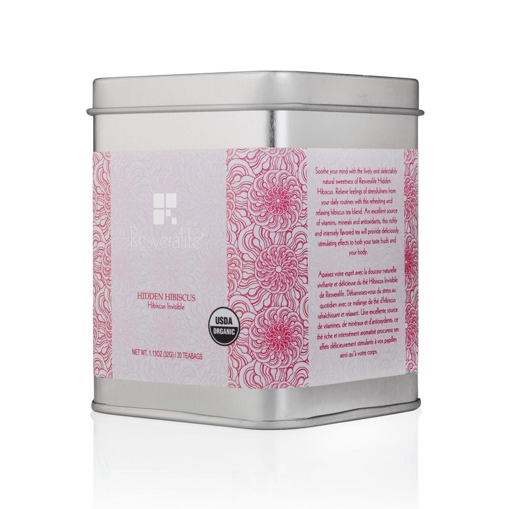 Resveralife Hibiscus Tea