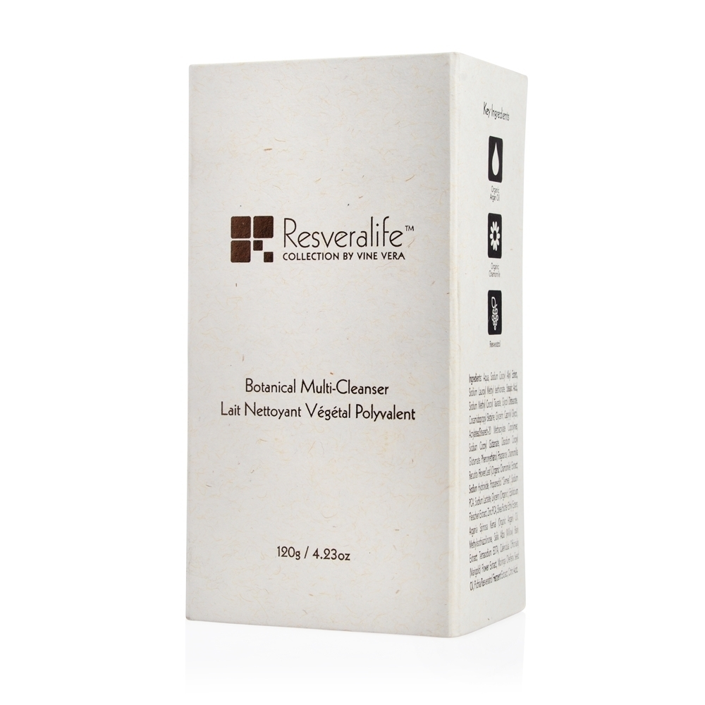 Resveralife Botanical Multi-Cleanser
