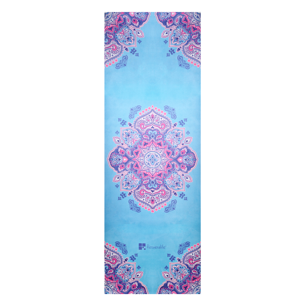 mats phantai yoga pink products mat mandala