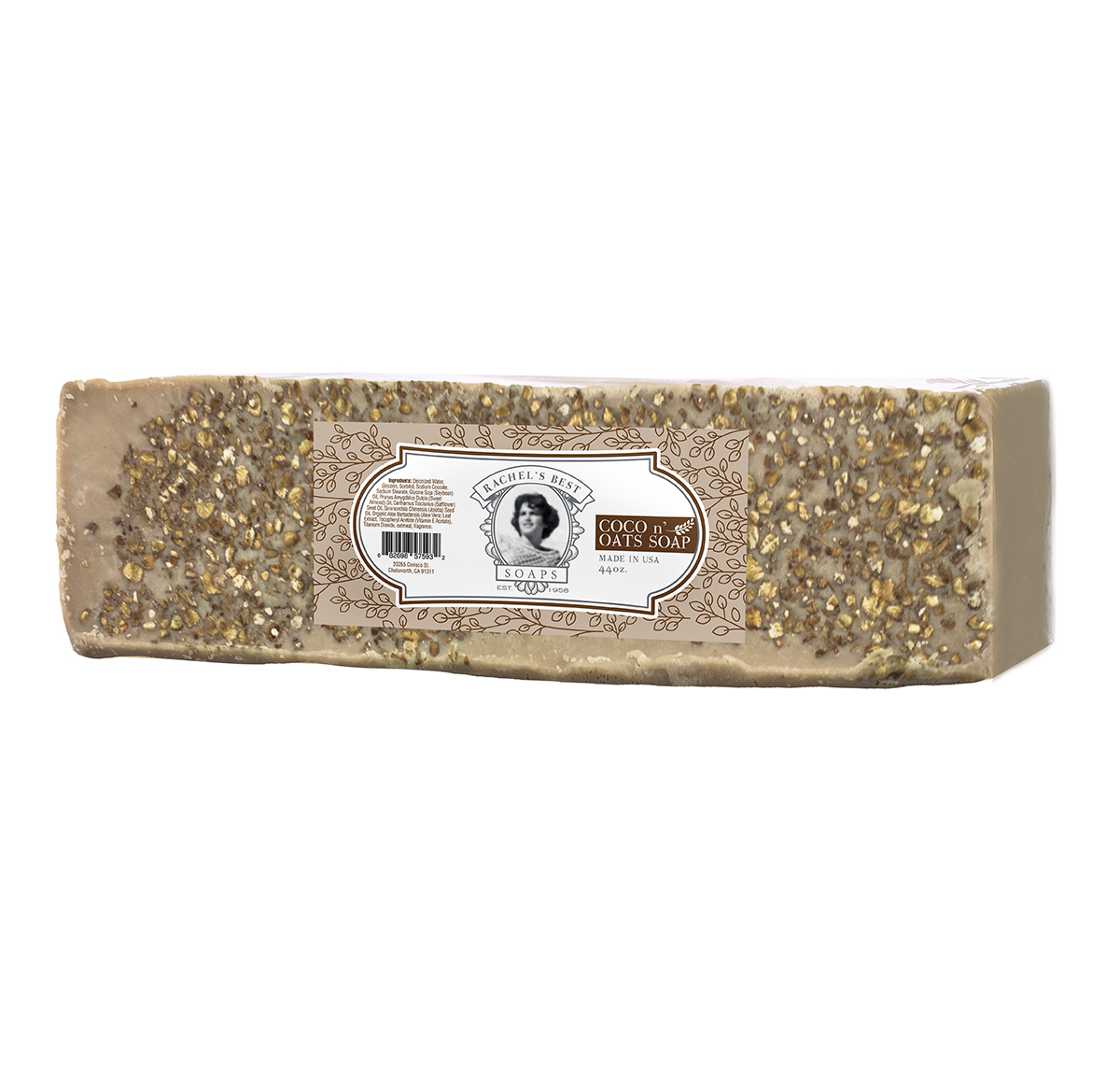 Coco n' Oats Soap